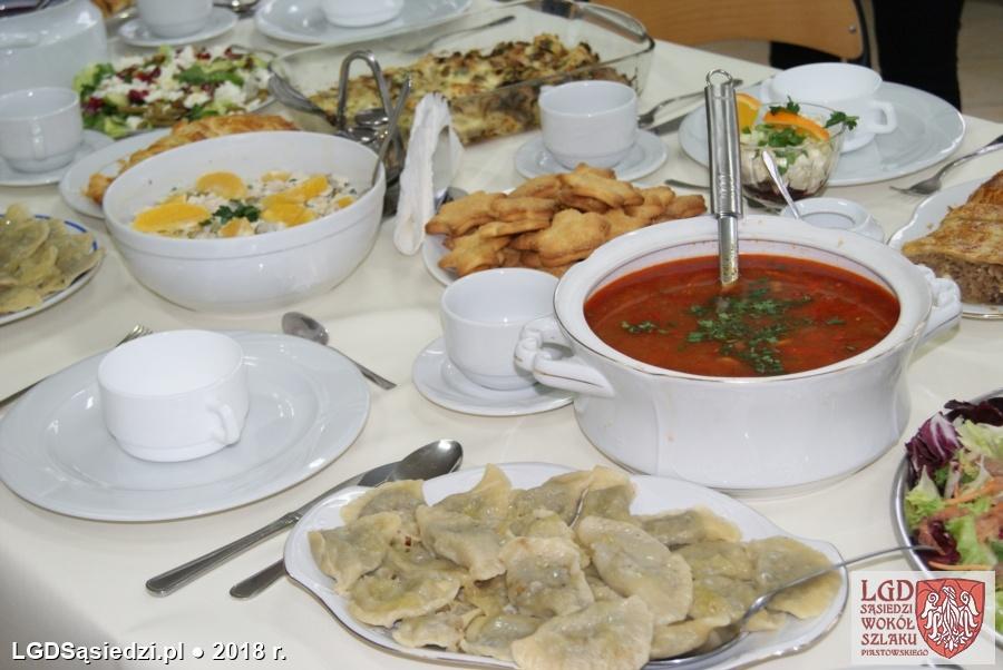 LGD Sąsiedzi - Świąteczne warsztaty kulinarne już za nami