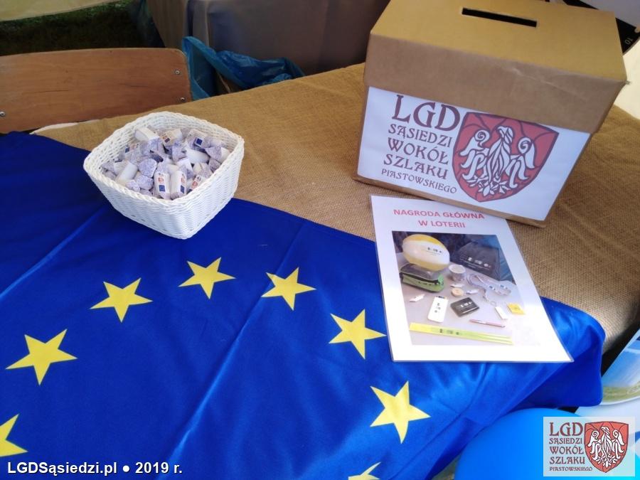 LGD Sąsiedzi - Stowarzyszenie LGD na Regionalnych Targach Rolnych w Bielicach