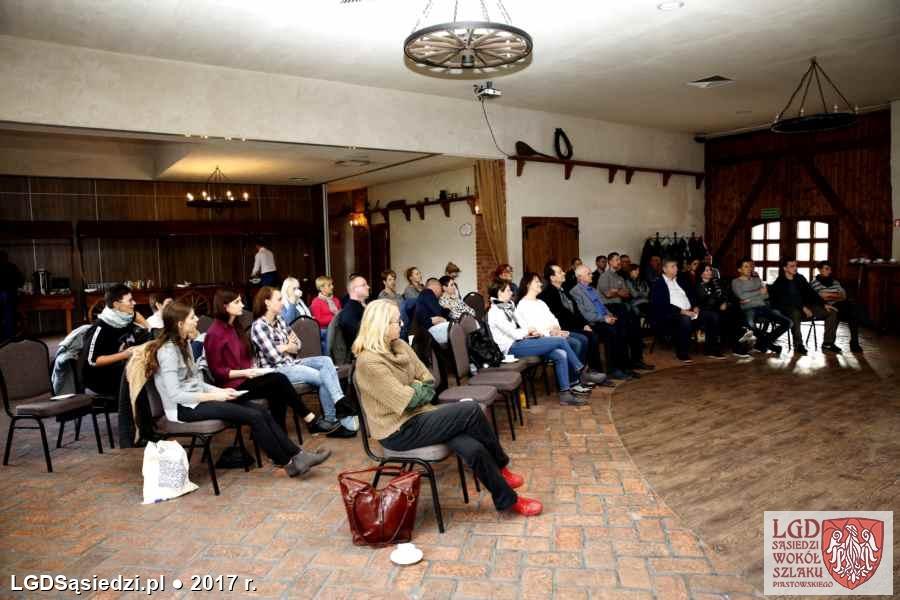 LGD Sąsiedzi - Wyjazd studyjny pt. Budowanie produktu turystycznego szansą na rozwój obszaru Lokalnej Grupy Działania Sąsiedzi wokół Szlaku Piastowskiego, 13 – 14 X 2017