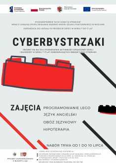 Klub młodzieżowy Cyberbystrzaki